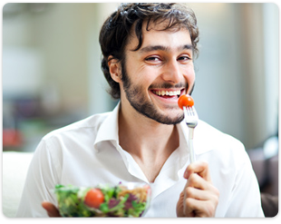 Essgewohnheiten beobachten – Schritt 1 Gesunder Ernährungsplan