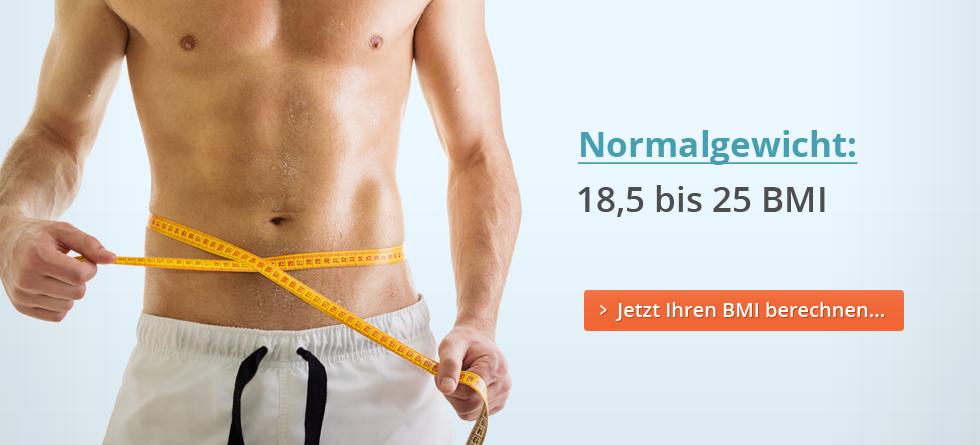Sind Sie übergewichtig?