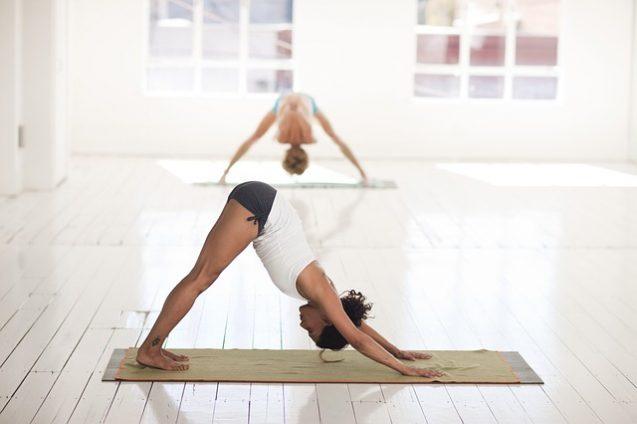 Abnehmen mit Yoga – Die Top 4 Übungen zum Abnehmen
